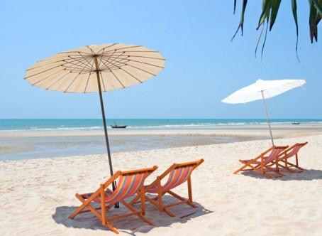 Hua Hin en fantastisk ferieby, Thailand