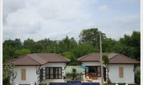 Køb villa Rayong Thailand – Med pool og BBQ terasse – RA–166–25–1