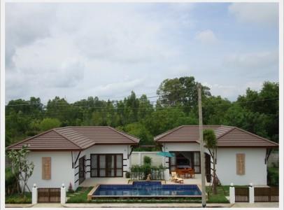 Køb villa Rayong Thailand - Med pool og BBQ terasse - RA–166–25–1