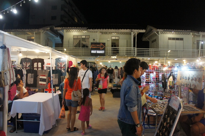 Night Market i Hua Hin
