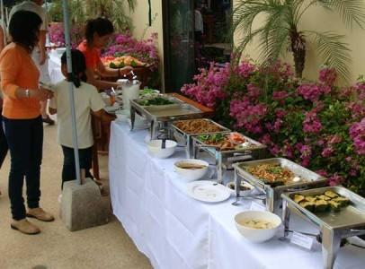 Lej sommerhus med 3 soveværelser i resort, Rayong Thailand