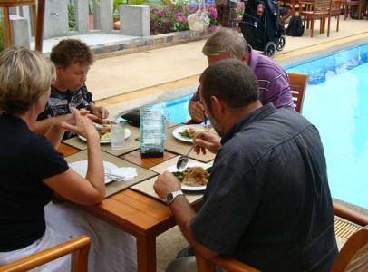 Lej luksus villa med privat pool - familie bolig