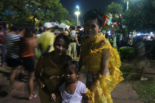 Hua Hin Loy Krathong 2012