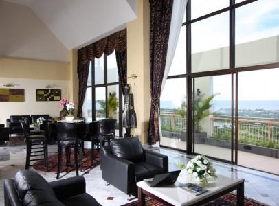 Lej Penthouse med 5 suites i Crystal Bay Golf Club, Bang Saen 1