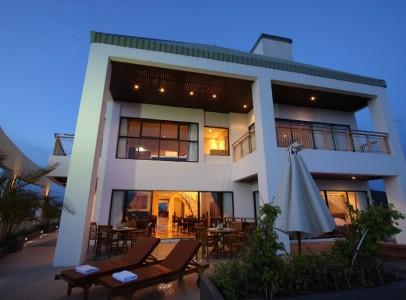 Lej Penthouse med 5 suites i Crystal Bay Golf Club, Bang Saen 2