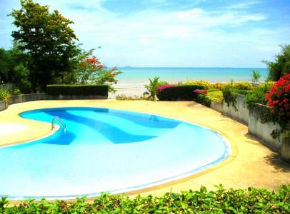 Køb hus direkte til strand - Jomtien - 5012A