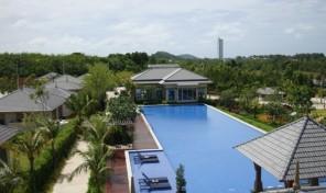 Billig ferievilla med 2 soveværelser til familien i Rayong – CASA-64