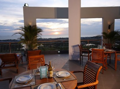 Lej Penthouse med 5 suites i Crystal Bay Golf Club, Bang Saen