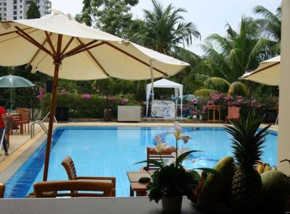 Flot ferielejlighed i Rayong - 50m fra strand - Faciliteter