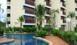 Resort ferielejlighed i Rayong, Ban Phe – 50m fra strand – TB-60
