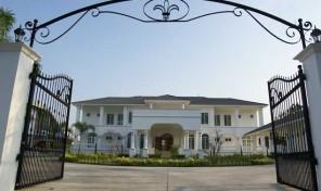 Lej luksus golf villa i Hua Hin, Thailand – Palm Hills