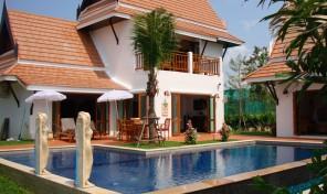 Luksus villa med privat pool, Rayong Thailand – THAI-196