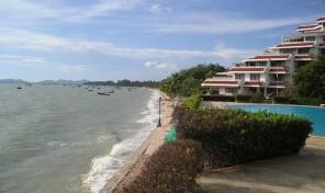 Køb ferielejlighed Pattaya – Direkte adgang til strand – 227B