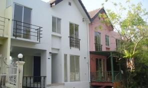 Rækkehus til Salg Bangkok – Nær Suvarnabhumi – 217A