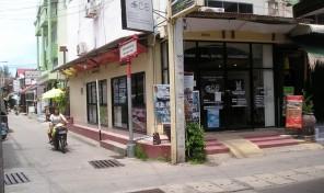 Bar / restaurant Hua Hin til salg – I centrum på hjørne – PK21320