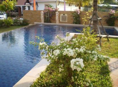 Lej sommerhus med egen pool, Rayong Ban Phe