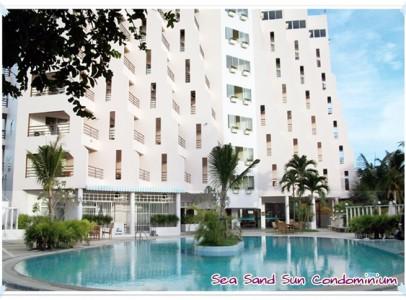 Stor ferielejlighed til salg - Sea Sand Sun Hotel - RA–182–305–306