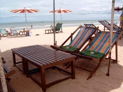 Cha Am Strand - 25 kilometer fra Hua Hin
