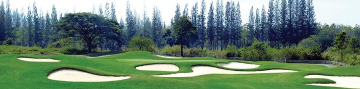 Golf i Hua Hin / Cha Am