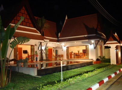 Feriebolig til leje - Smukt luksus hus Rayong, Thailand
