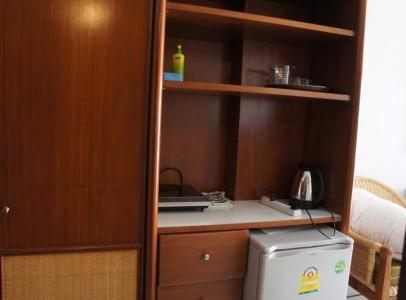 Lej 2 personers lejlighed ved strand - SSS-40