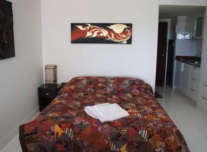 Lej lille lejlighed med havudsigt i Rayong - Max 4 pers - SSS-44-4s