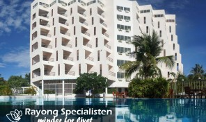 Ferielejlighed til salg Rayong – Møbleret og dekoreret – RA–182–104
